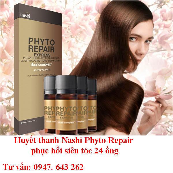 Huyết thanh phục hồi tóc Nashi Phyto Repair