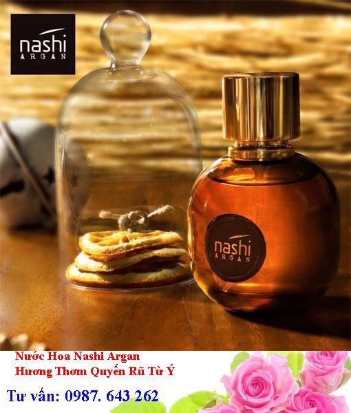 Nước hóa Nashi Argan