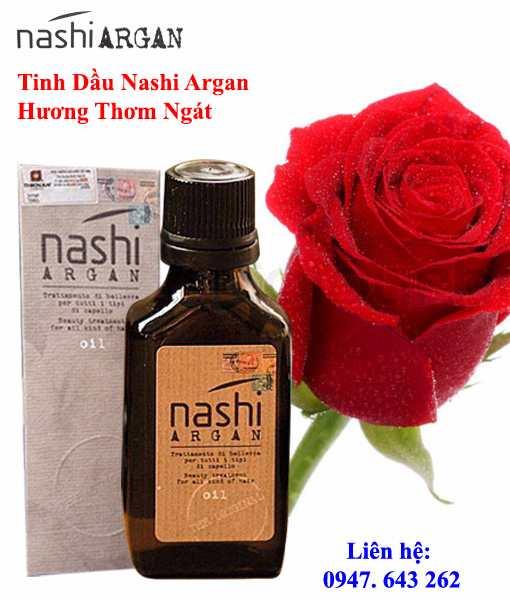 Tinh dầu Nashi Argan 30ml